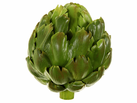 "1 Doz. - 5.5"" Weighted Artificial Artichokes"