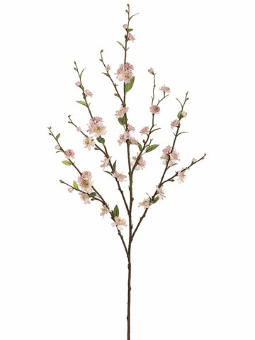 "1 Dozen - 39"" Artificial Silk Cherry Blossom Sprays"