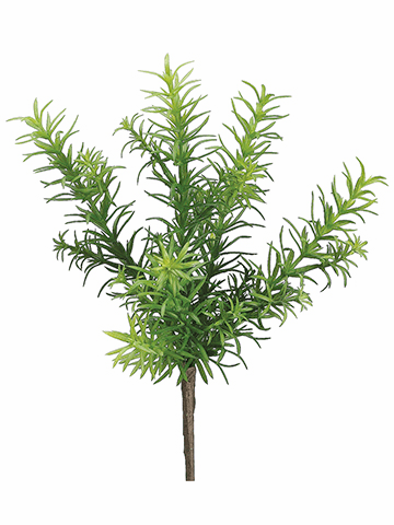"11"" Artificial Rosemary Bush - Set of 24"