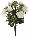 14 inch Artificial Outdoor UV Infused Azalea Bushes - Set of 12