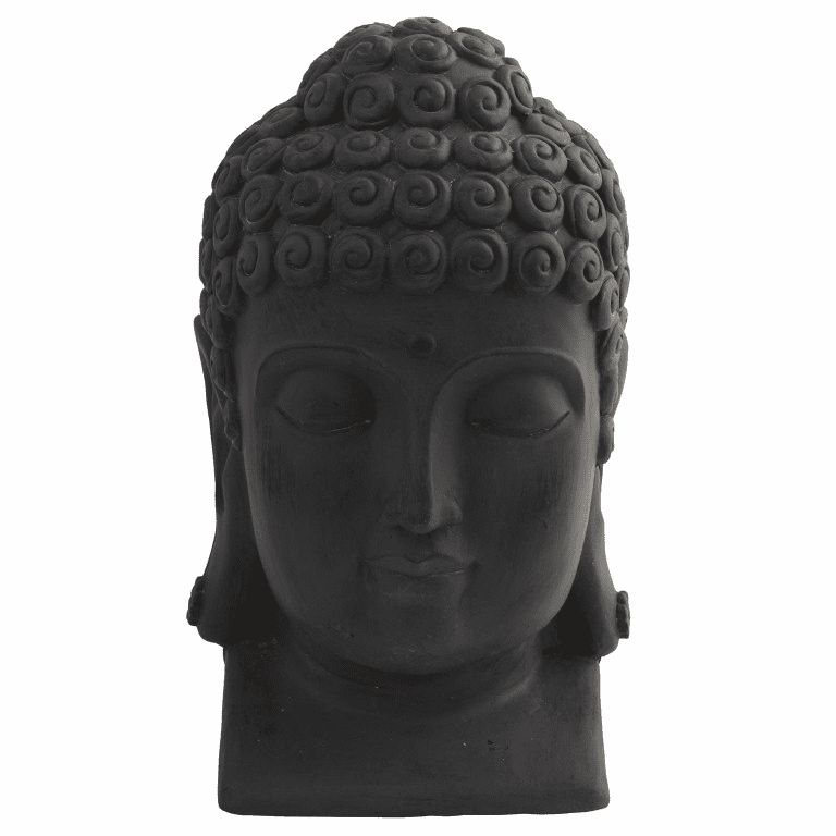 "15.5"" Buddha Head (In-Door/Out-Door)"