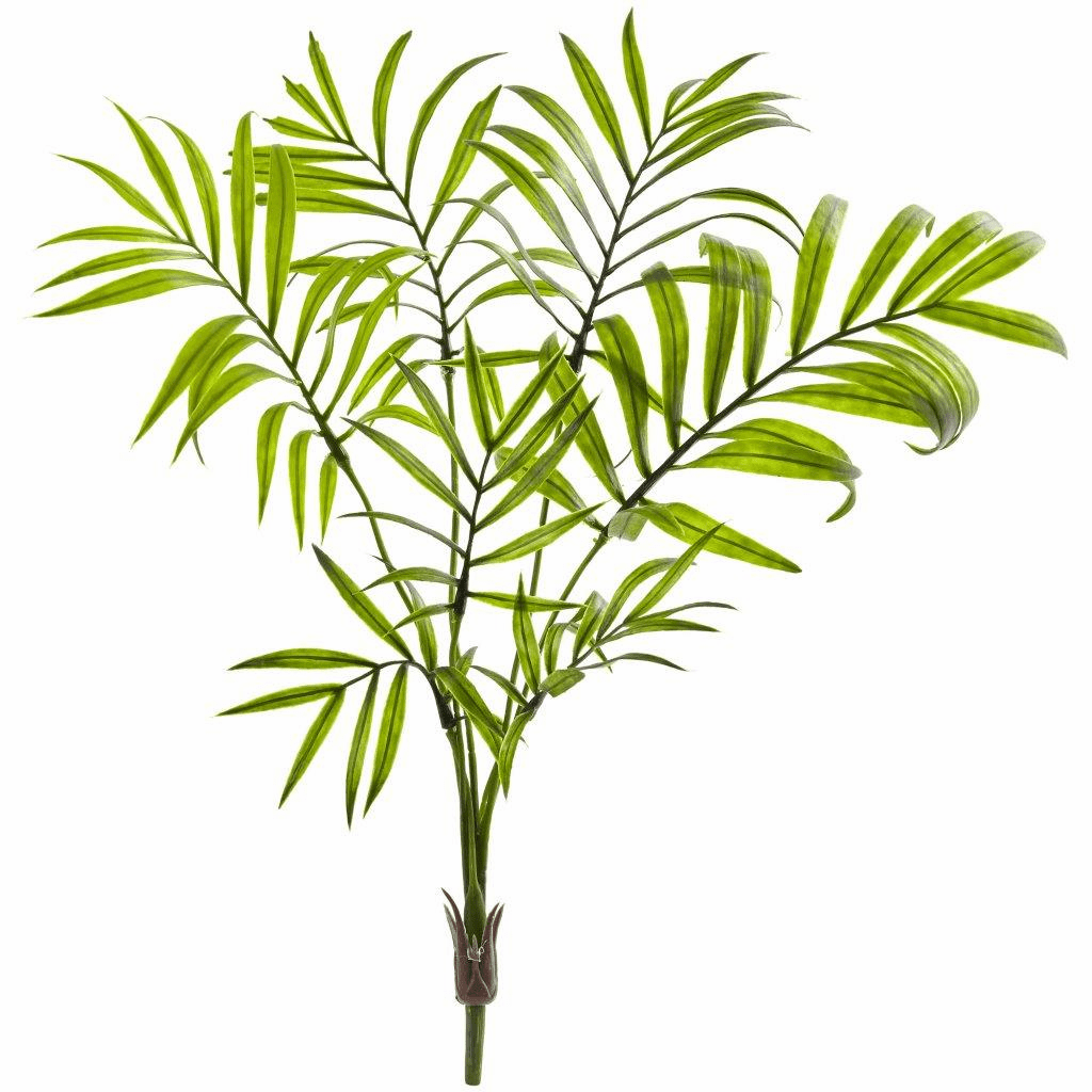 "15"" Mini Areca Palm Artificial Bush (Set of 8)"