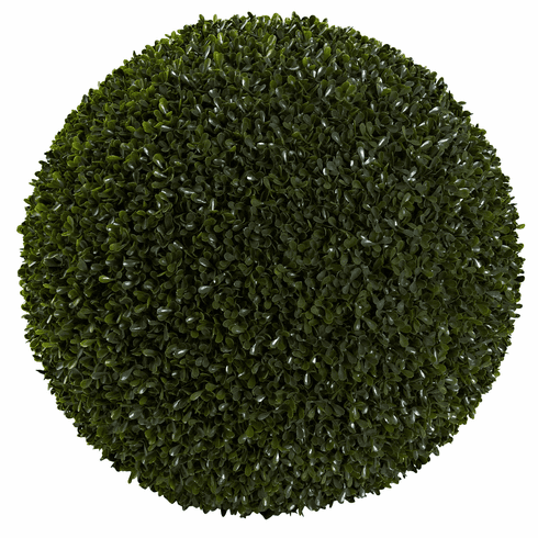 "19"" Artificial Boxwood Ball (Indoor/Outdoor)"