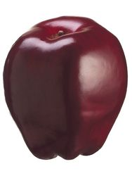 "2 Dozen - 3.5"" Artificial Apples in Red"