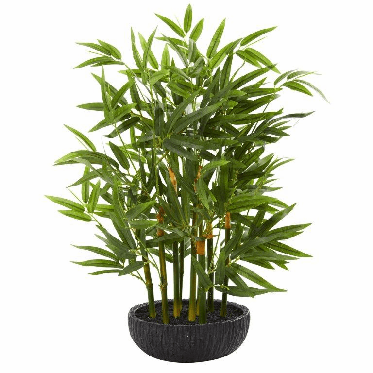 20� Bamboo Artificial Plant