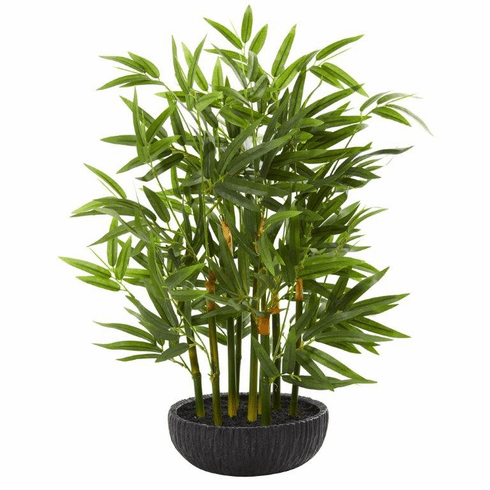 "20"" Bamboo Artificial Plant"