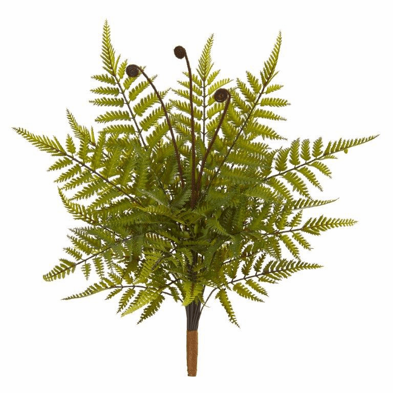 20� Fern Artificial Plant (Set of 3)