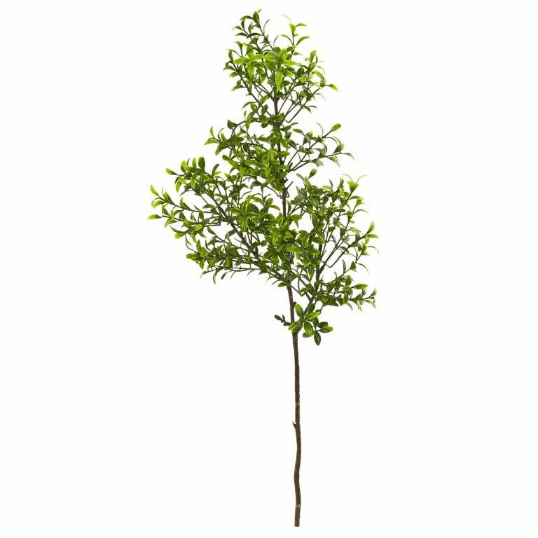 23� Boxwood Spray Artificial Plant (Set of 12)