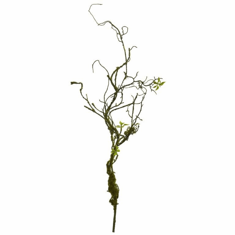 24� Moss Twig Vine Artificial Plant (Set of 6)