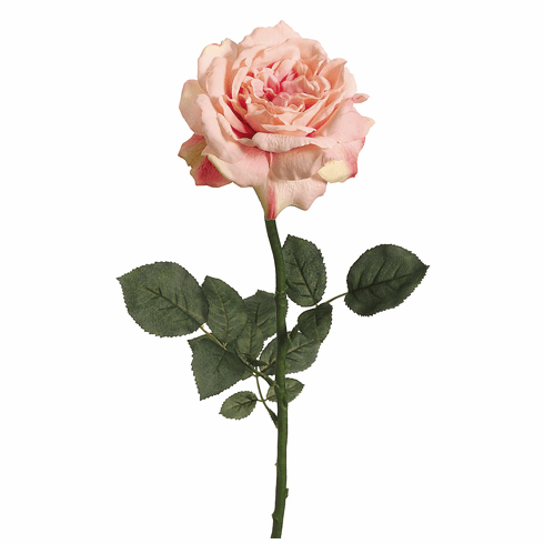 """26"""" Single Artificial Sophia Rose Spray with Water-Proof Stem - Set of 12"""