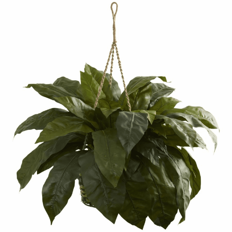 "28"" Double Giant Birdsnest Hanging Basket"