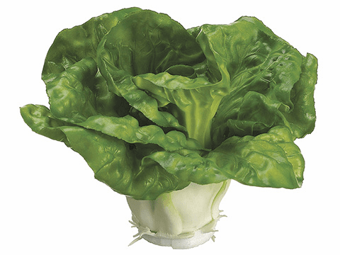 "3.5"" Artificial Cabbage Head - Set of 12"