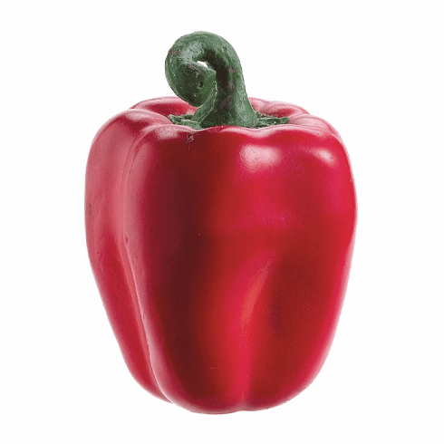 "3.5"" Weighted Artificial Bell Pepper"