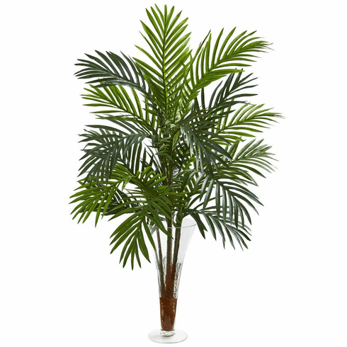 3' Areca Palm Artificial Plant in Vase