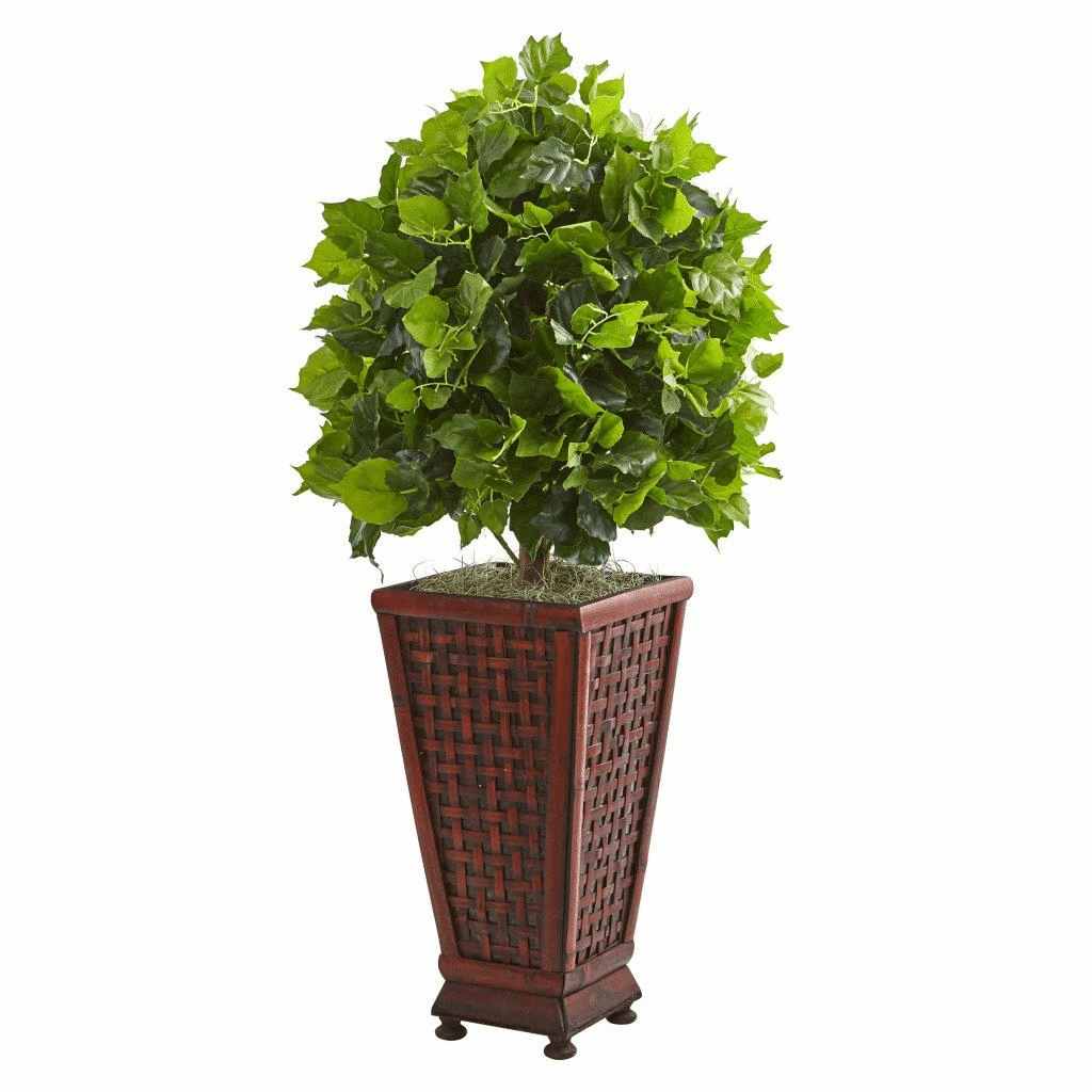 3� Ficus Artificial Tree in Decorative Planter