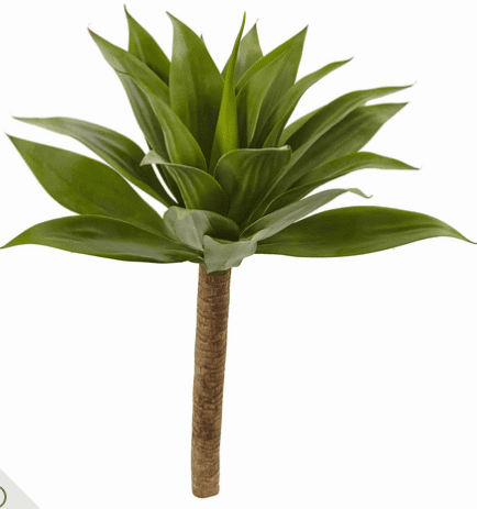 32� Artificial Agave Plant with Stem - Non Potted