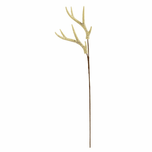 "33"" Antlers Artificial Spray (Set of 8)"
