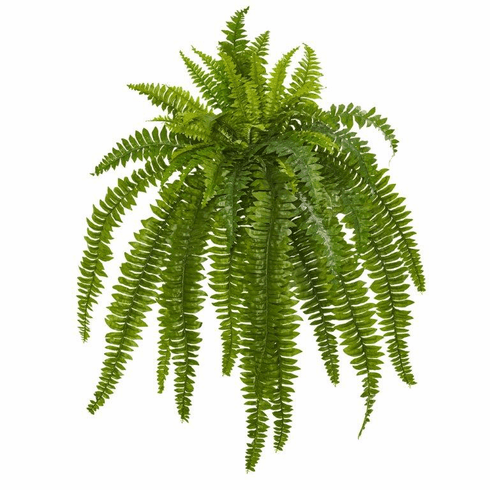 "35"" Boston Fern Artificial Plant (Set of 2)"