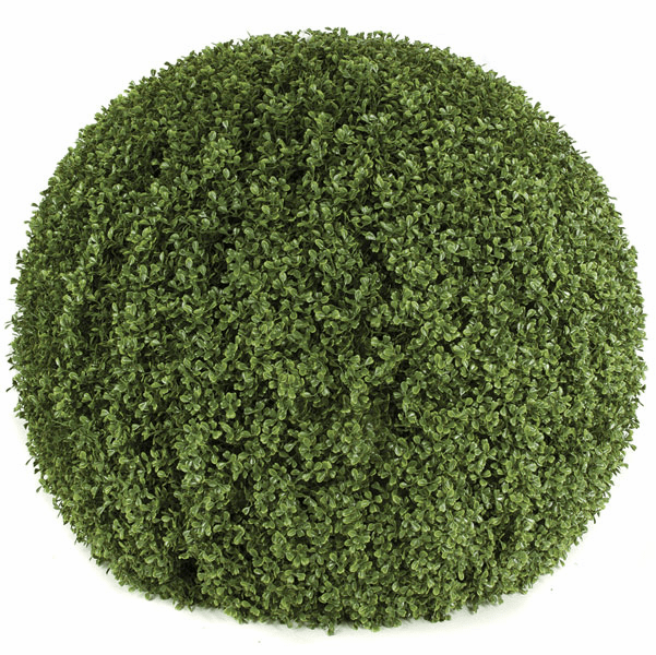 """36"""" Artificial Boxwood Ball - Non Potted - Limited UV Rated"""