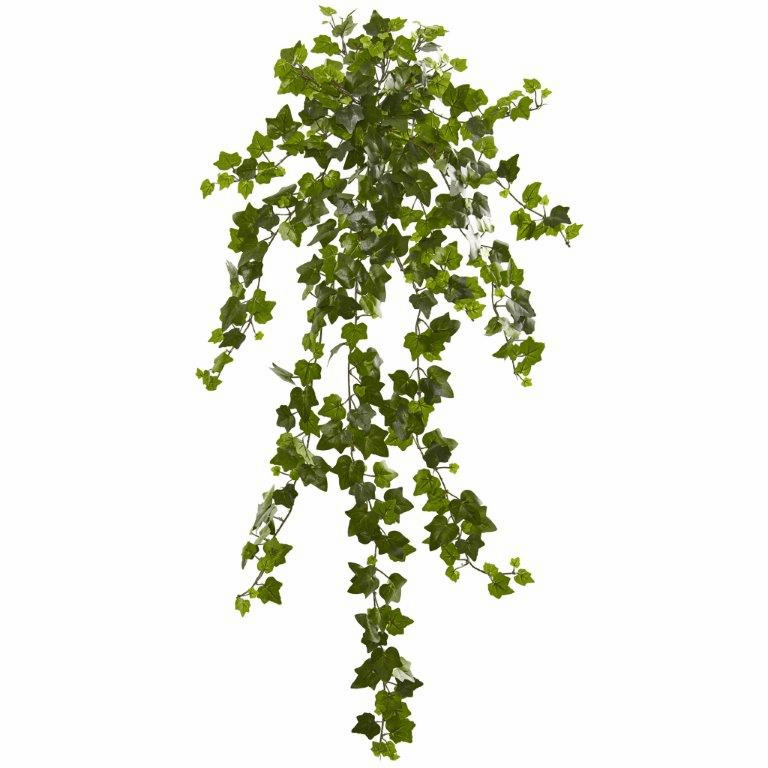 36� Curly Ivy Artificial Hanging Plant (Set of 3)