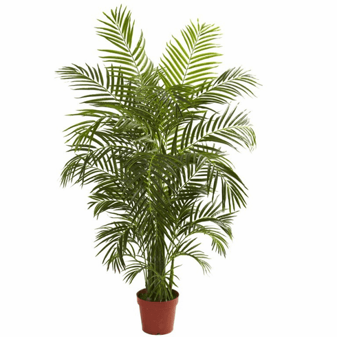 4.5' Areca Palm UV Resistant Artificial Plant (Indoor/Outdoor)