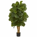 4' Fiddle Leaf Fig Artificial Tree