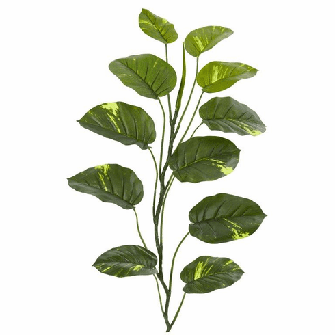 4' Large Leaf Pothos Artificial Vinning Plant (set of 4)