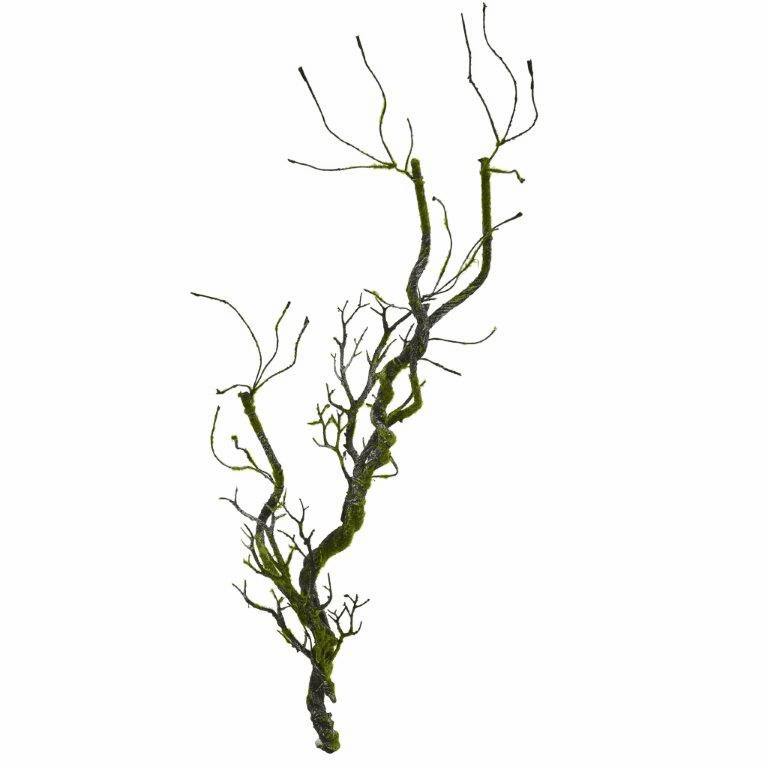 43� Moss Twig Vine Artificial Plant (Set of 4)