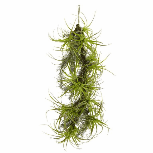 """48"""" Air Plant Artificial Hanging Plant"""
