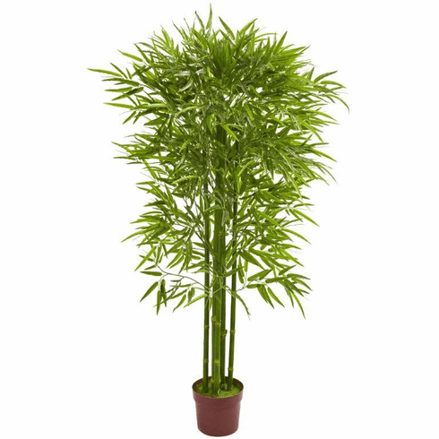 5.5' Bamboo Artificial Tree UV Resistant (Indoor/Outdoor)