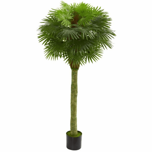5.5' Fan Palm Artificial Tree UV Resistant (Indoor/Outdoor)