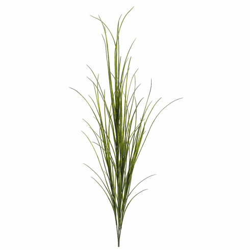 5' Tall Artificial Willow Grass Bushes - Set of 12