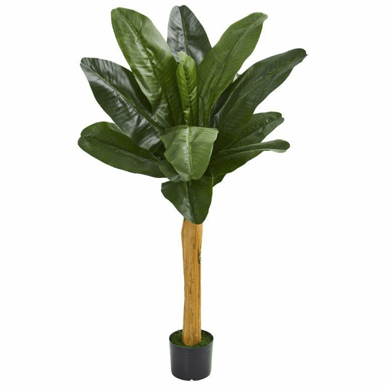 52� Banana Artificial Tree