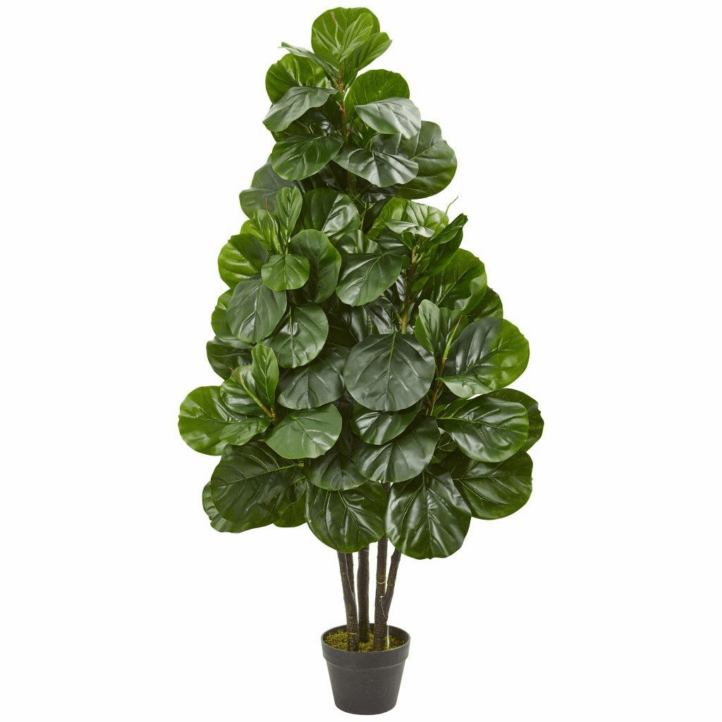 52� Fiddle Leaf Fig Artificial Tree