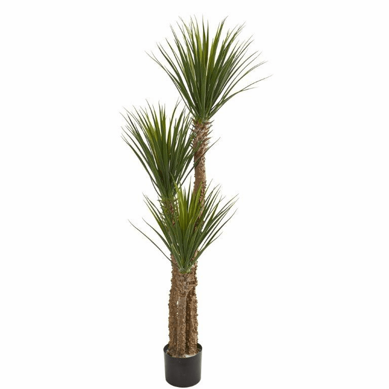 57� Yucca Artificial Tree