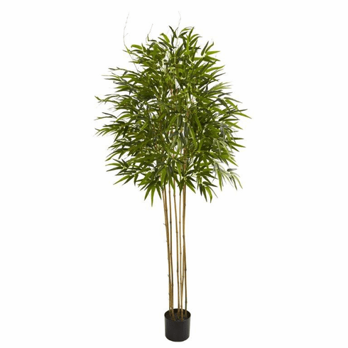 6' Bamboo Artificial Tree