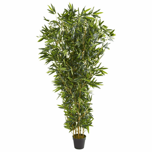 6' Bamboo Artificial Tree (Real Touch) UV Resistant (Indoor/Outdoor)