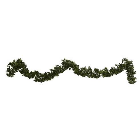 6' Boxwood Artificial Garland (Indoor/Outdoor) (Set of 4)