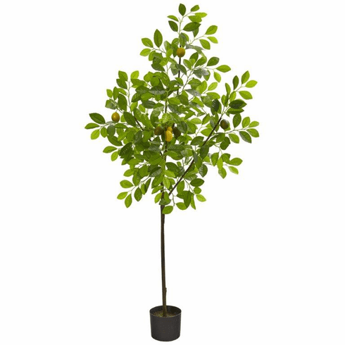 "61"" Lemon Artificial Tree  -"