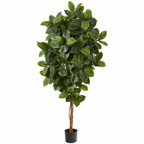 """68"""" Rubber Leaf Artificial Tree"""
