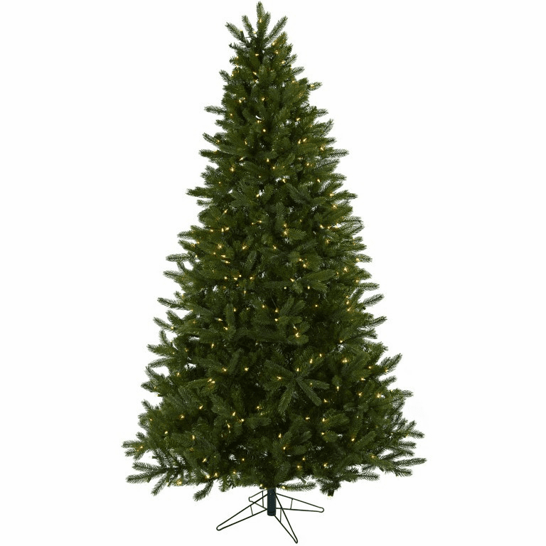 7.5� Rembrandt Christmas Tree w/Clear Lights