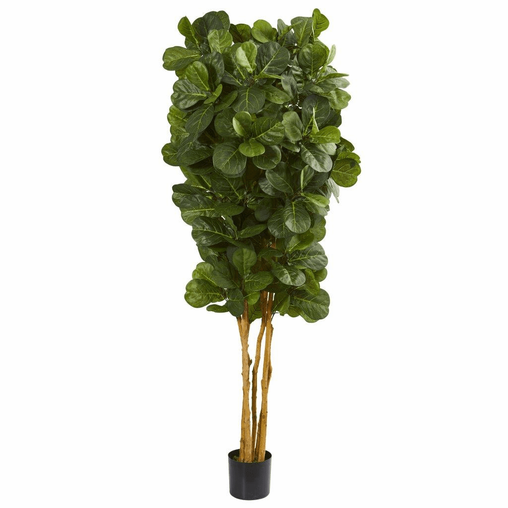7� Fiddle Leaf Fig Artificial Tree