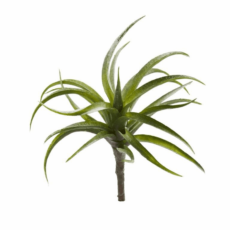 8� Air Plant Artificial Succulent (Set of 12)