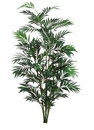 8' Artificial Bamboo Palm Tree - non potted