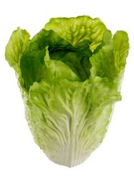 """9"""" Artificial Cabbage head - Set of 4"""