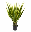 Agave Artificial Plant  - N/A