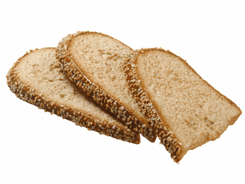 Artificial Sliced Bread (3 ea./Bag) - Set of 12 bags