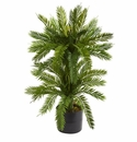 Double Cycas Artificial Plant  - N/A