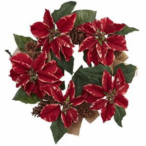 Holiday Wreaths, Garlands & Swags