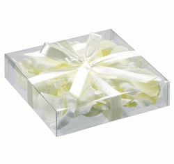 Most Realistic Silk Rose Petals - 5 Sizes in Square Box (60 ea./box) - Dark Beauty - No Picture Available